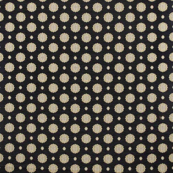 Warwick Fabrics : LIBERTINO, Colour RAVEN