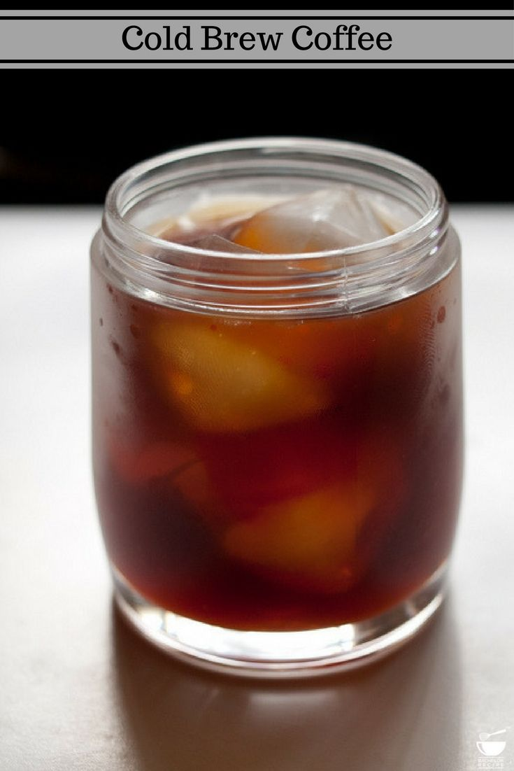 Few easy steps and your cold brew coffee are ready, easy to make and unique in taste. - Bachelor Recipe. #coffee #drink #food #bachelor #recipe #cold #brew #easy #unique #quick #tasty