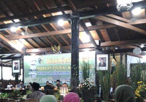 Festival Mahrajan Wali Jawa