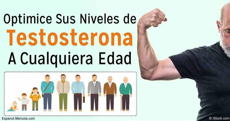 Conozca los factores de riesgo del declive de la testosterona, y los métodos que pueden ayudarle a mejorar naturalmente sus niveles de testosterona. http://articulos.mercola.com/testosterona.aspx