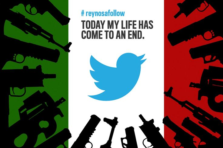 No newspaper dares to publish the truth about the drug lords in Tamaulipas. Those who break the silence on Twitter and Facebook are marked for death.