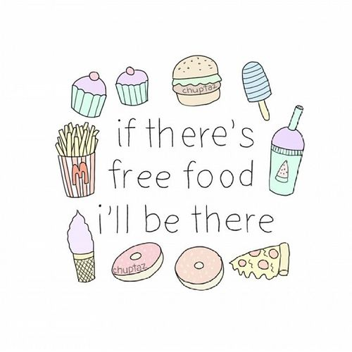 If there's free food, I'll be there :P