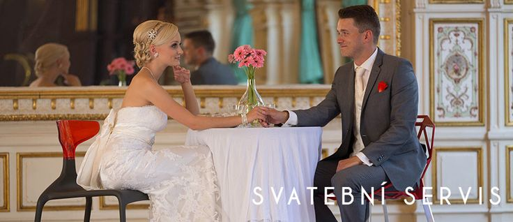 Svatby na klíč. Vera Marsalli - Vaše svatebni agentura! www.verama.cz