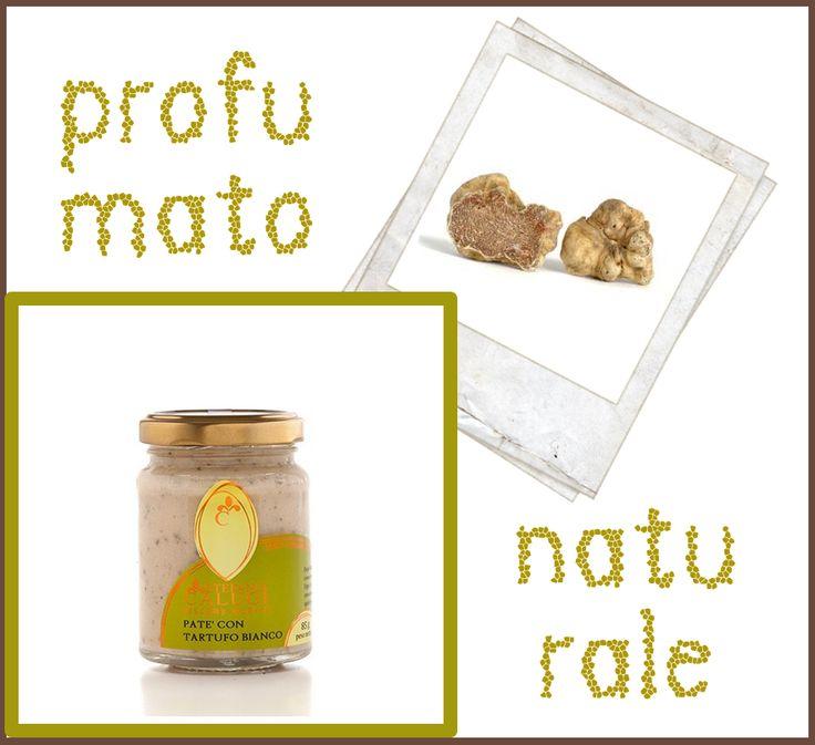 Paté pronto all'uso, ideale per condimenti di primi piatti, secondi piatti, crostini e preparati in genere. Quache notizia in più sui tartufi: http://bit.ly/1qVZrCs #tartufo #madeinitaly #Toscana #madeintuscany #paté