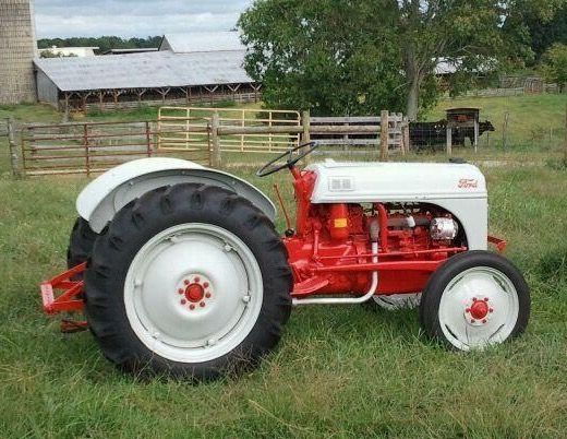 8n Ford Art : Ideas about ford tractors on pinterest