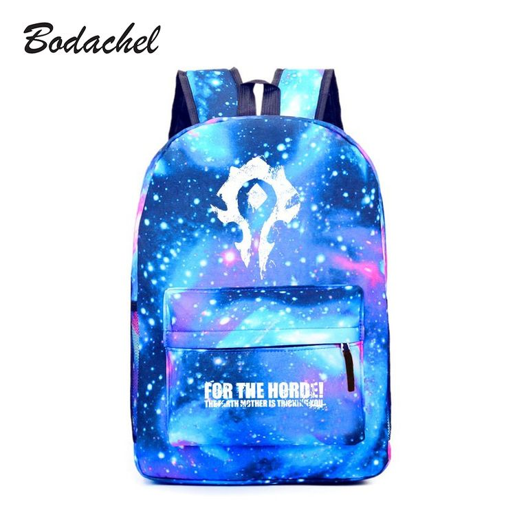 Buy World of Warcraft Movie Fluorescent Backpack Horde WoW online $25.8 with FREE shipping!!    #warcraft #worldofwarcraft #warcraftmovie #wowaddict #warlordsofdraenor #frostmourne #horde #alliance #blizzard #warcraftaddict #forthealliance #forthehorde #azeroth #heartstone #overwatch #videogames #gameaddict
