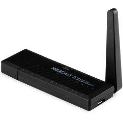 Electronic Comet: Wi-Fi Display Dongle - Black - Free Shipping