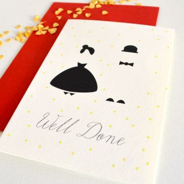 Well Done Paper goods from #Schwarzie