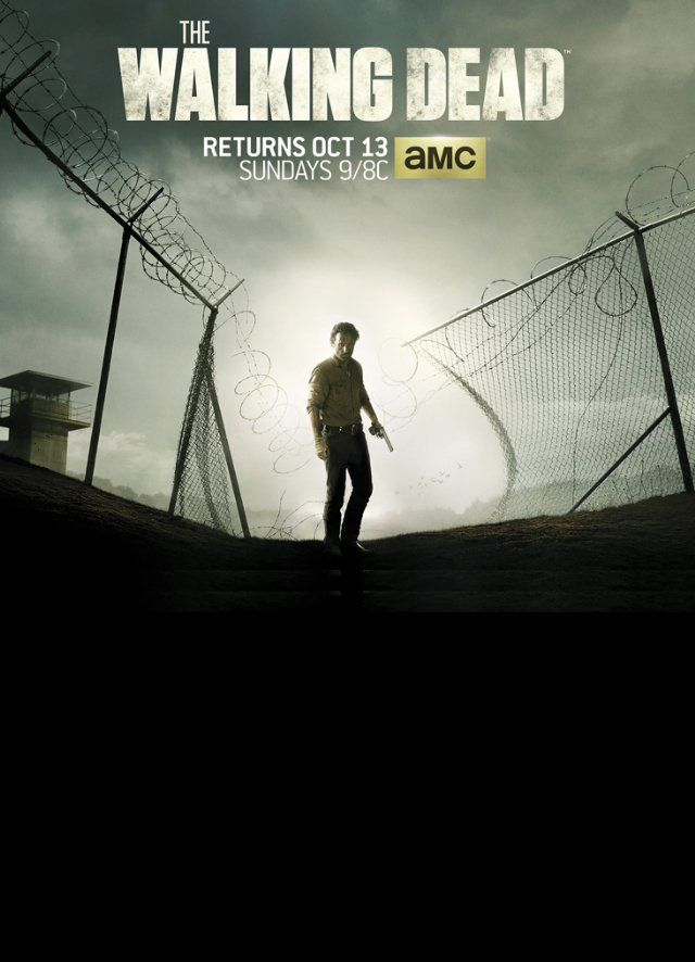 The Walking Dead The Walking Dead The Walking Dead Poster Walking Dead Season 4