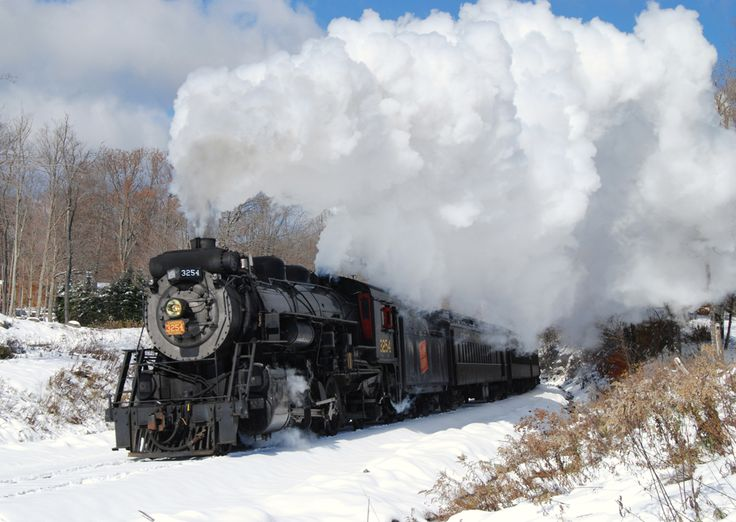 TRAINS Chase guide: Nickel Plate Road 765, Scranton, Pa., to the Delaware Water Gap - Trains Magazine - Trains News Wire, Railroad News, Railroad Industry News, Web Cams, and Forms
