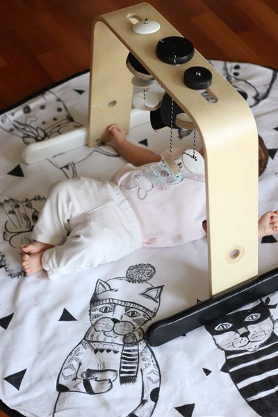 Play blanket MMMoje for kids and babys