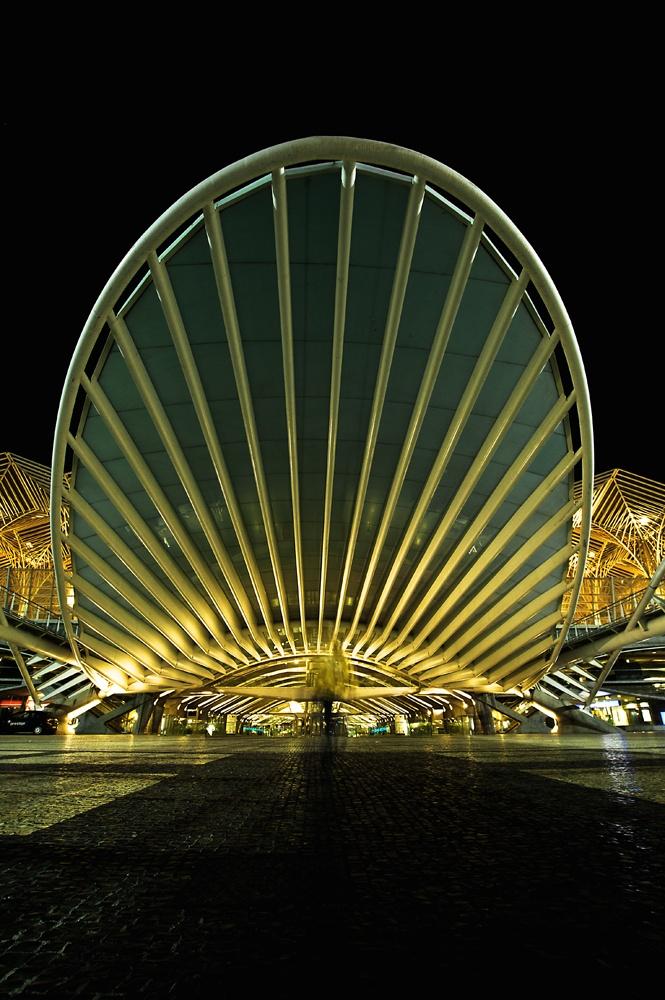 Santiago Calatrava finest work in Lisboa.