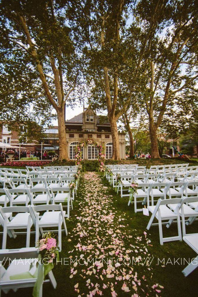 Plan your wedding and reception at one