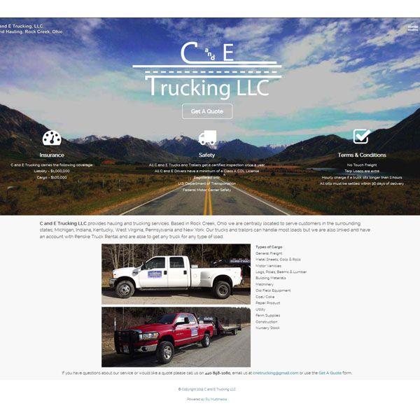 C-n-E Trucking LLC