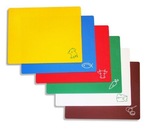 33 Best Color Coded Chopping Boards Cutting Boards For