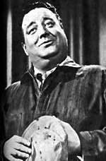 My dad often imitated Jackie Gleason as Ralph on the Honeymooners.
