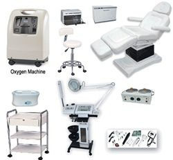 Lux II Spa Equipment Package luxurious day spa equipment, esthetician, aesthetician, beauty salon, electric facial bed, multi function units, microdermabrasion machine, wax warmer, hot towel warmer, manufacture, best prices, wholesale, modern Supplies; 6700
