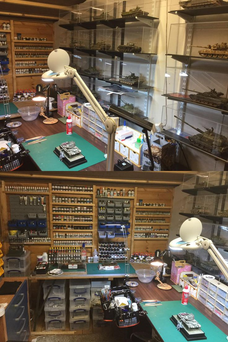 643 best Model Workbenches images on Pinterest ...