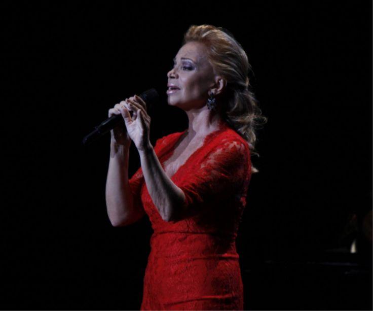 La cantante se presentará este próximo 27 de febrero en el teatro Melico Salazar.