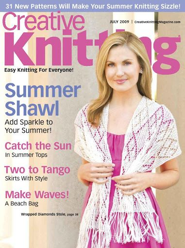 Creative Knitting 7 2009