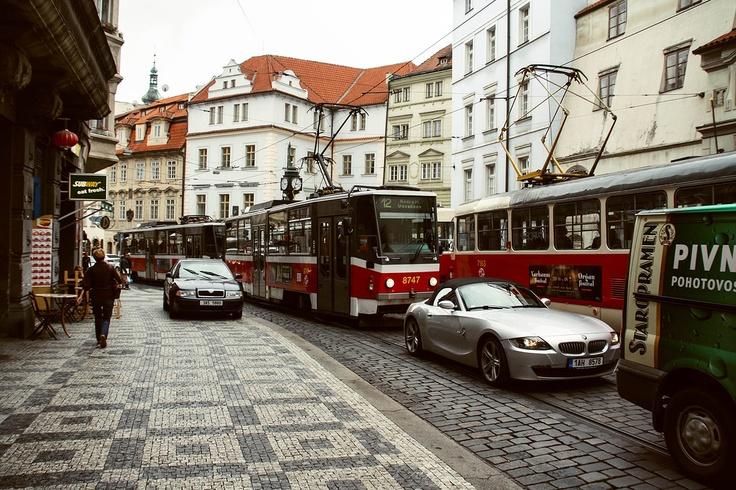 rewol88: ЕВРО 2012. Чешская Республика. Прага дождливая    rozovymarlin.ru