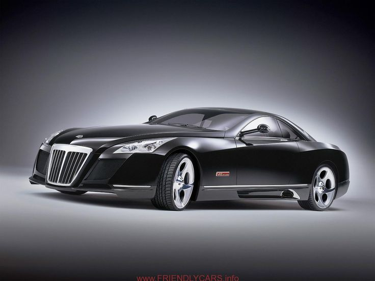 Maybach Exelero The Price Of This Car Is Million Dollars It Is The Most Expensive Car In The World