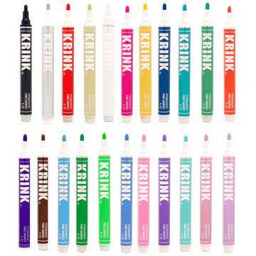 Krink- K-42 Paint Marker 22 Pack