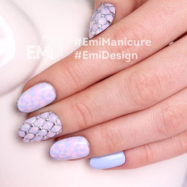 Best 26 Nail designs of EMi school of nail design in Dubai UAE ...