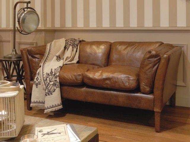 Le genre de canapé que tu épouserais volontiers pour ne plus avoir à le quitter...