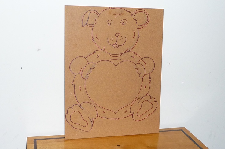 New Mirror Teddy for Kids corner.