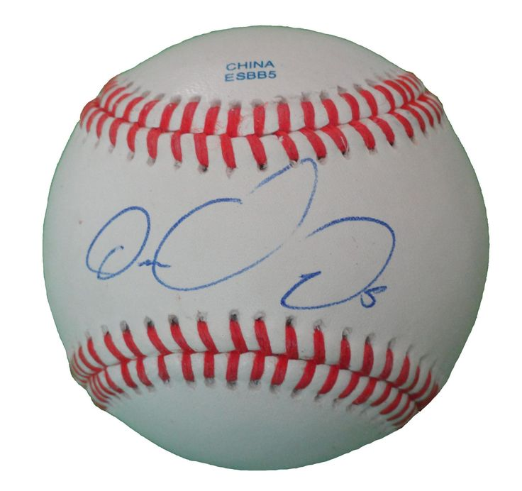 AZ Diamondbacks Carlos Gonzalez signed Rawlings ROLB leather Baseball w/ proof photo.  Proof photo of Carlos signing will be included with your purchase along with a COA issued from Southwestconnection-Memorabilia, guaranteeing the item to pass authentication services from PSA/DNA or JSA. Free USPS shipping. www.AutographedwithProof.com is your one stop for autographed collectibles from Arizona sports teams. Check back with us often, as we are always obtaining new items.