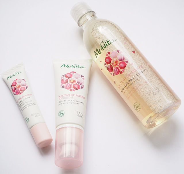 Melvita Nectar de Roses New Product