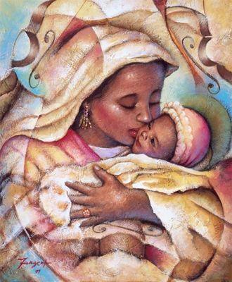 Motherhood ~ by Essud Fungcap