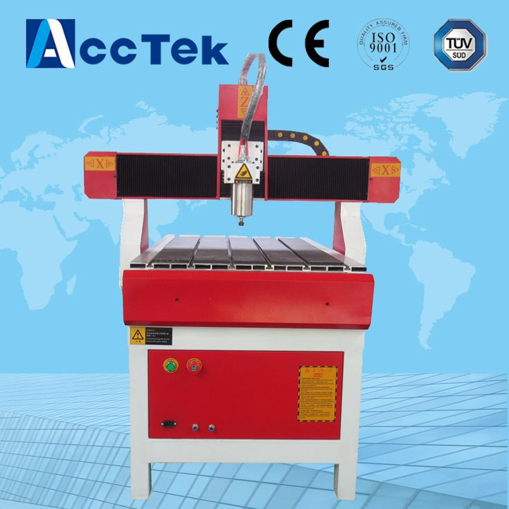 Acctek high quality 4 achse cnc graviermaschine mach3 6040/6090/6012 woodworking cnc machines for sale for wood ,stone,aluminum #Affiliate