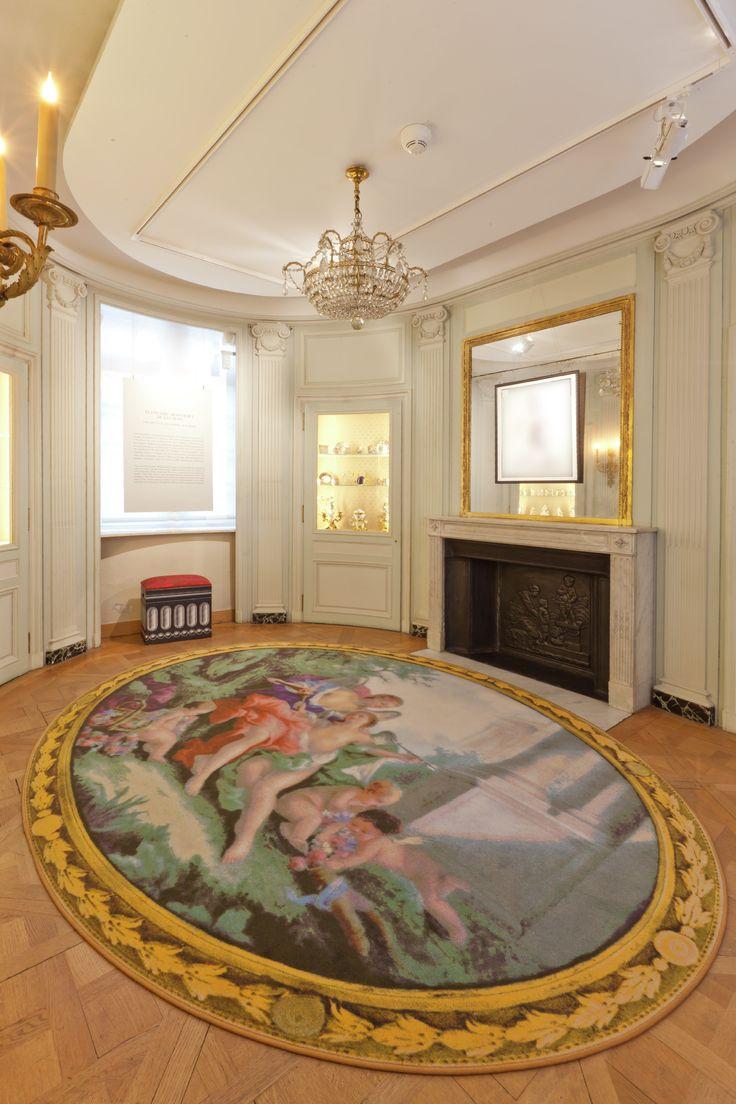 33 best mr christian lacroix designer friend images on location muse cognacq jay france carpet design by mr christian lacroix baanklon Gallery