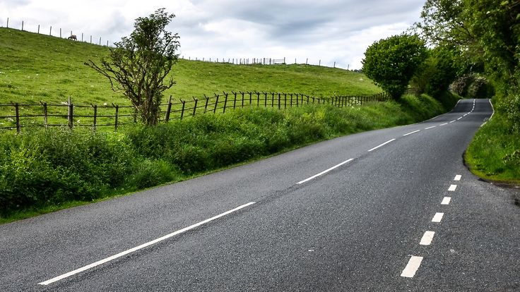 [OC] This road outside in the countryside of City of Carlisle United Kingdom 2014. - Posted by: ac_zz