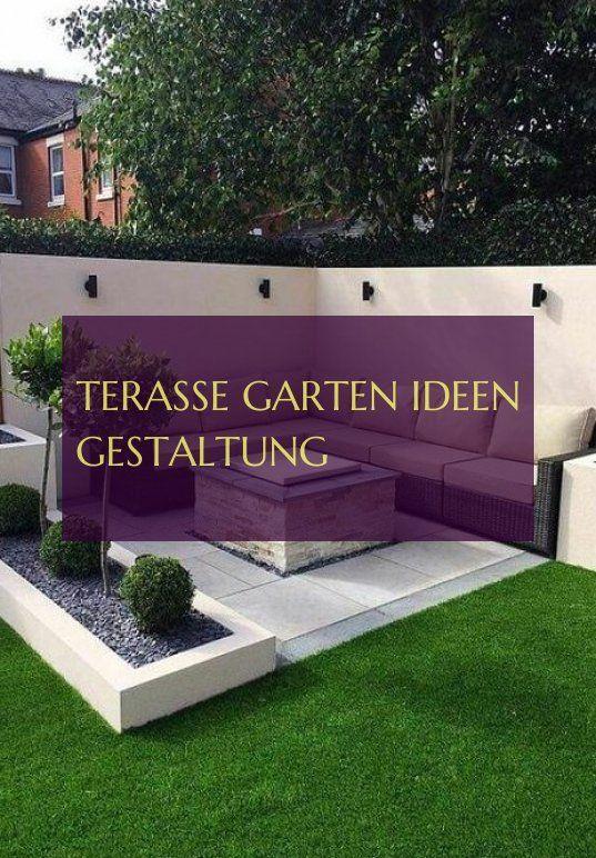 terrasse garten ideen gestaltung ~ #Terasse #garten #Ideen #gestaltung 09.25.201…