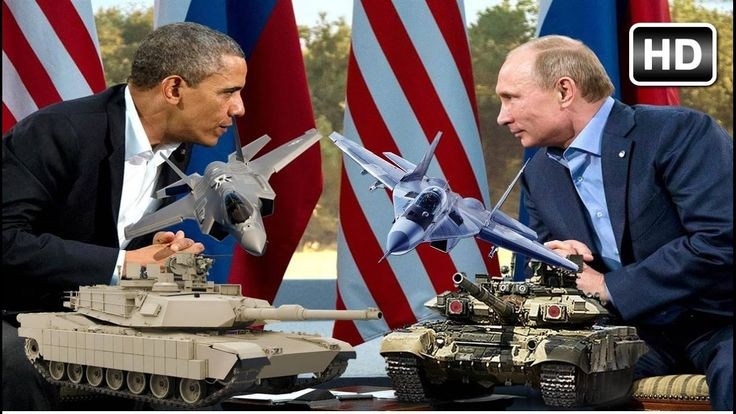 The Growing Danger of Military Conflict with Russia - U.S Vs Russian Mil...