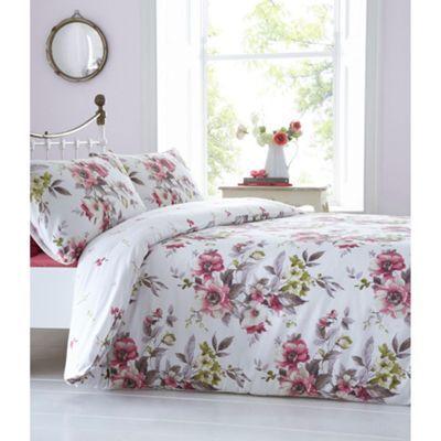 Debenhams Multicoloured 'Thornbury' bedding set- at Debenhams.com
