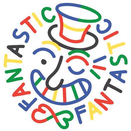 Fantastic Fantastic logo by Jordy van den Nieuwendijk
