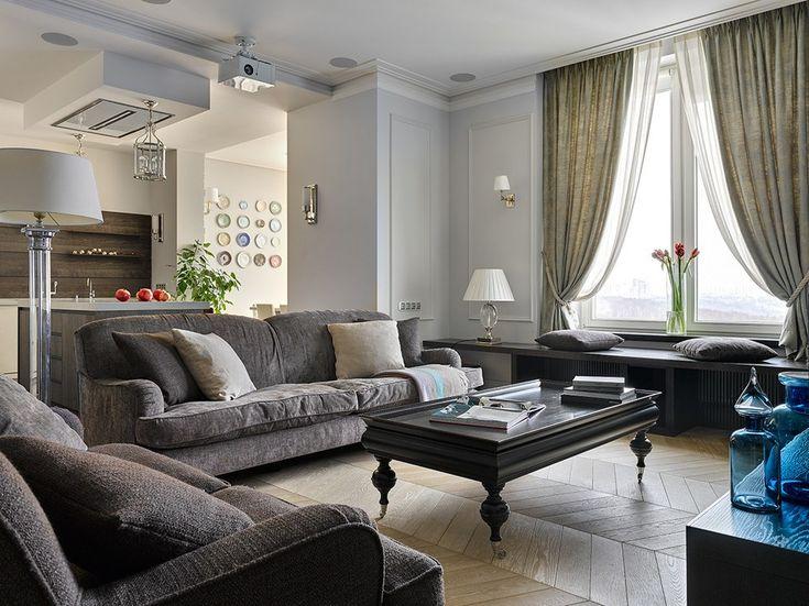 Квартира в Москве - 192 кв. м.: 100komnat
