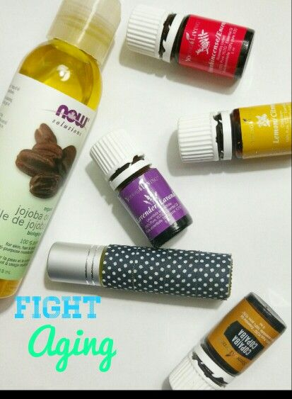 Fight wrinkles!!  3 drops copaiba, 3 drops lemon, 3 drops lavender, 5 drops frankincense, fill remainder of roller with carrier oil