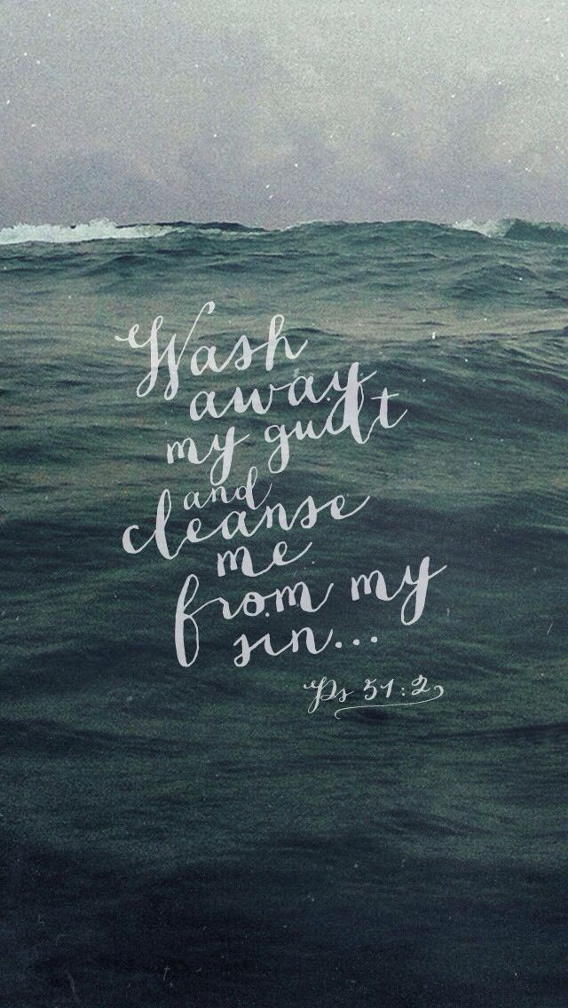 Psalm 51:2...wow so weird I found this just as it was preached on yesterday in church.