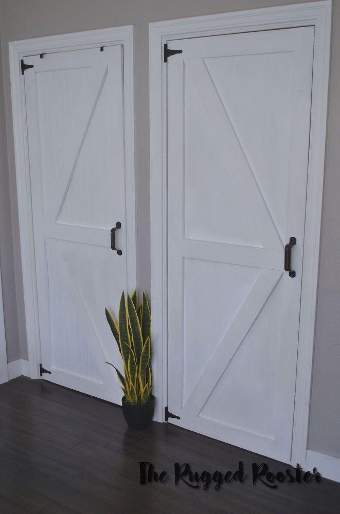 Super+Cheap+Closet+Doors+-+DIY