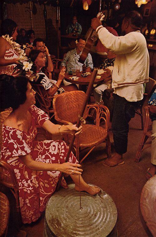 Tahiti Nui, Hanalei, HI (restaurant) in the 70s -- Tiki Central