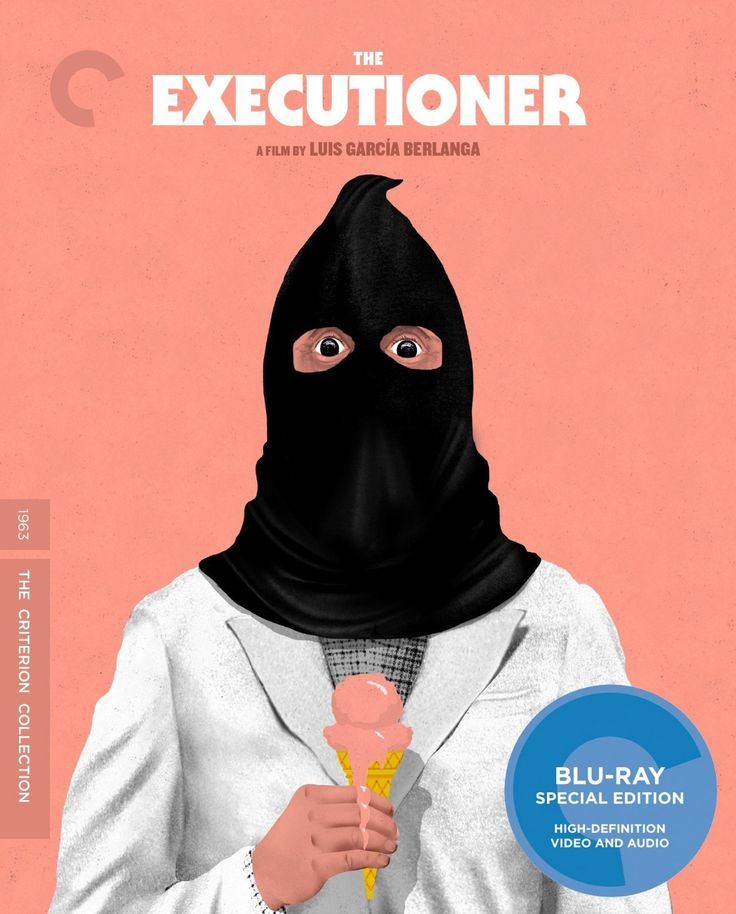 The Executioner (1963) The Criterion Collection Blu-ray