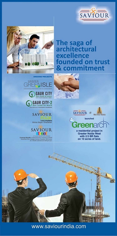 SAVIOUR is building homes based on trust and you are invited to build your future with us. We help you realizes your dream of living in style.
