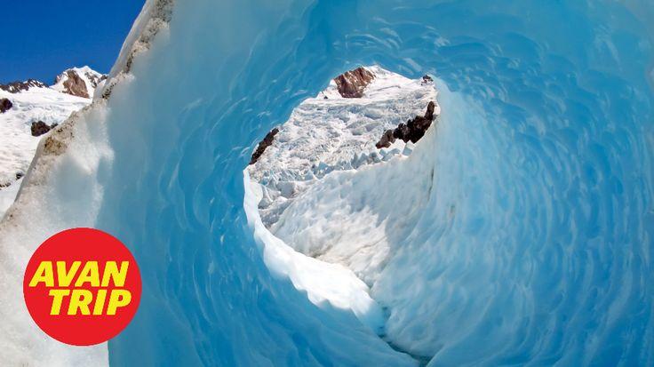 ¡Bienvenidos al Glaciar Perito Moreno! Uno de los rincones elegidos por muchos!! Después de hacer un avistaje de la pared sur, caminamos sobre el hielo junto a los guías que nos explicaron el fenómeno de la formación de los glaciares. ¡Único!  ¿Sabías que el Glaciar Perito Moreno se mueve cerca de 2.2 metros por día y su velocidad fue medida en 1990?