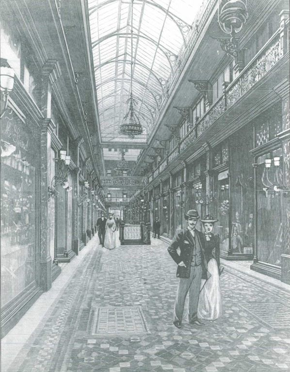 "1892: The Strand Arcade officially opens and is described in The Sydney Mail - ""The arcade is in fact one of the sights of Sydney and all strangers to Sydney make a point of going through it""."