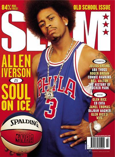 32. Allen Iverson *3 - Philadelphia